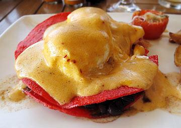 Sonoran Eggs Benedict