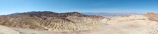 Zabriskie Point (Death Valley)
