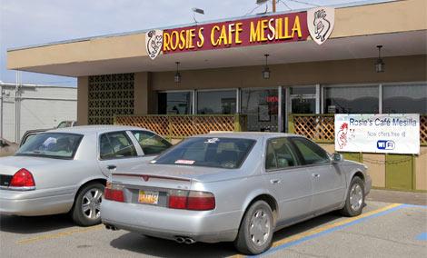 Rosie's Cafe Mesilla