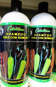 Chili-Shampoo