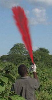 Aniti-Elefanten-Pepper-Spray