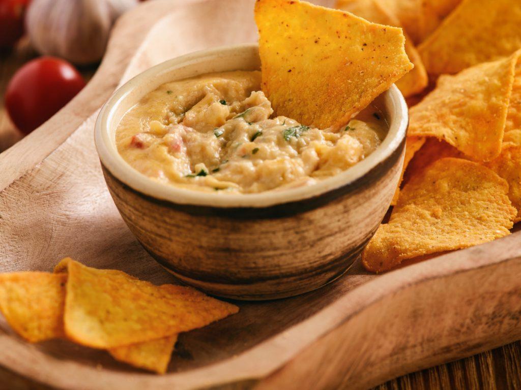 Chile con Queso (Warmer Chili-Käse-Dip)