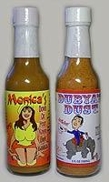 Hot Sauce sammeln macht vor allem bei interessanten Labels Spaß.
