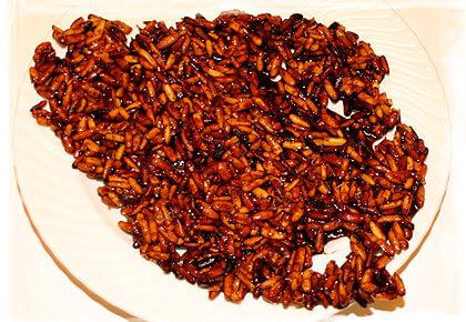 Pinien-Chili-Krokant