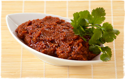 Rote Curry-Paste