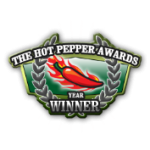 Hot Pepper Award