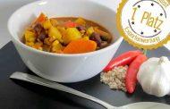 Chili sin Carne Rezept </br> ++ Christophs 1-2-3 CsC ++ </br> (vegetarisch, sojafrei)