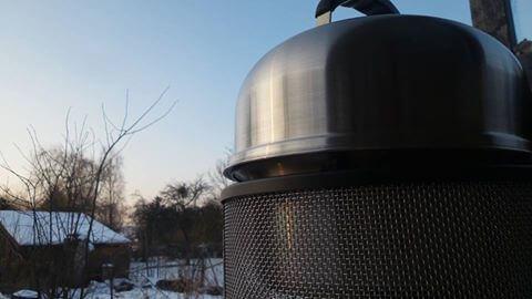 Wintergrillen - Warum eigentlich nicht!