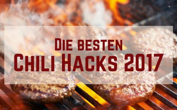 Die besten BBQ-Life-Hacks 2017