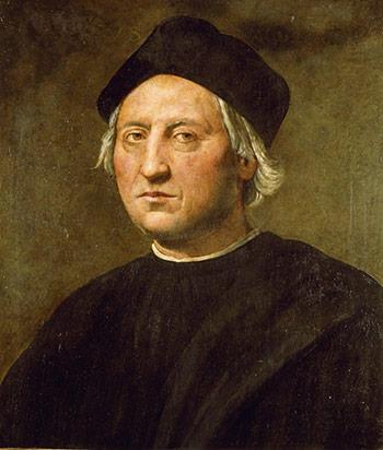 Columbus Entdecker der Chilis
