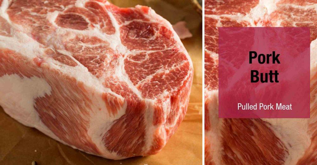 Boston Butt – Schweineschulter ohne Eisbein – ist gut geeignet für Pulled Pork