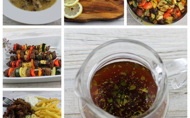 5 würzige Marinaden mit World of Taste