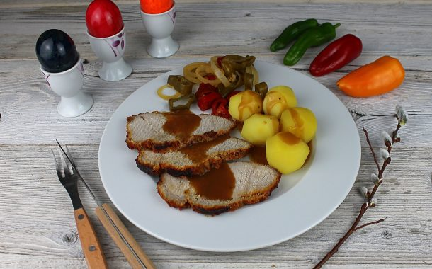 Oster-Grill-Braten