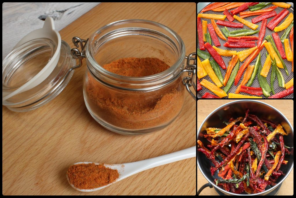 Selbstgemachtes Chilipulver - Pepperworld-Style -